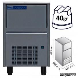 Maquina Hielo ITV ORION30 (ECO) por aire cubito 40g
