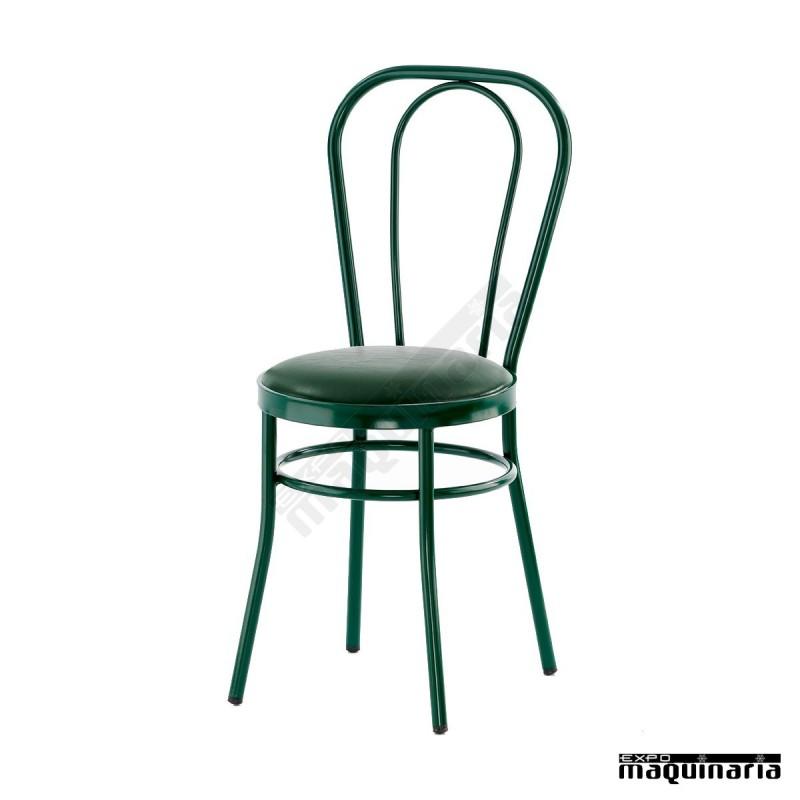 Silla de bar isdido2 con asiento tapizado para interior - Sillas para bares ...