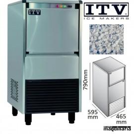 Maquina de Hielo TRITURADO ITV ICE QUEEN85C