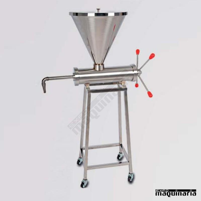 Dosificadora de churros manual ma doac for Manual de cocina industrial