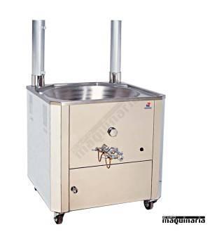 Fog n a gas profesional de churros ma fg80 de 22l for Fogones industriales a gas