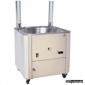 Fogón a gas profesional de churros MA-FG80CE de 22l