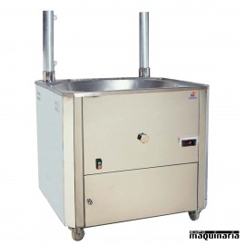 Fogón gasóleo inoxidable MA-GP80HCE de 35L