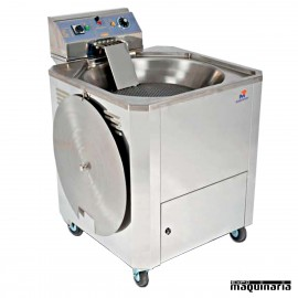 Fogón eléctrico inox churros MA-FE70 de 14L