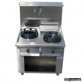 Cocina mueble wok-china hosteleria EU505024