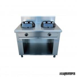 Cocina wok-china para hosteleria EU505016