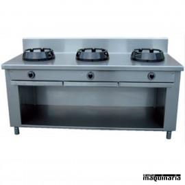 Cocina wok-china para hosteleria EU505018