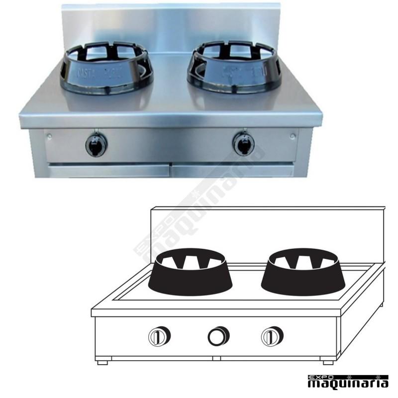cocina wok china hosteleria eu505019 para la cocina china