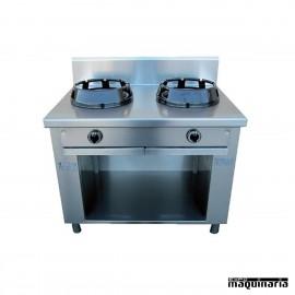 Cocina wok-china para hosteleria EU505020