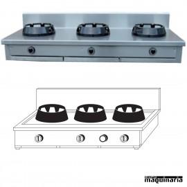Cocina wok-china para hosteleria EU505021