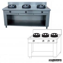 Cocina wok-china para hosteleria EU505022