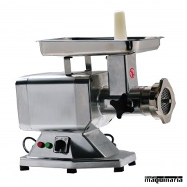 Picadora de Carne INOX EU532008 profesional