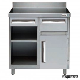 Mueble Cafetero Inoxidable IN MCAF 820
