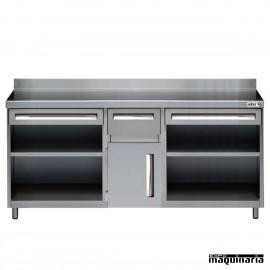 Mueble Cafetero Inoxidable EU522001