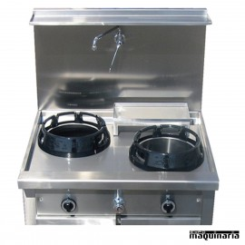 Cocina mueble wok-china hosteleria EU505023