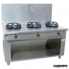 Cocina wok-china para hosteleria EU505026