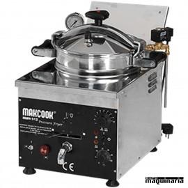 Freidora a Presión Eléctrica MakCook 512