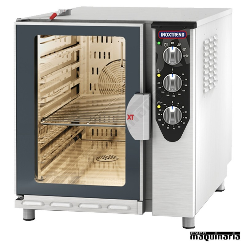 Horno el ctrico mixto directo rmsda107e peque o horno for Hornos piroliticos pequenos