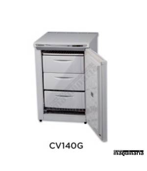 Congelador vertical PHCV140G 3 cajones