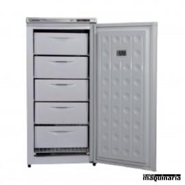 Congelador vertical PHCV225G 5 cajones