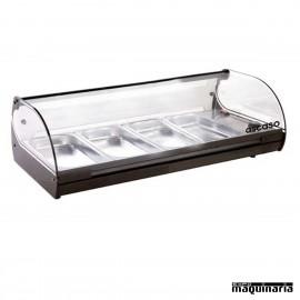 Vitrina mostrador 1 piso ASVR160
