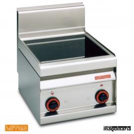 Cocina sobremesa vitrocerámica 2 fuegos fondo 65 MHPCC4ET