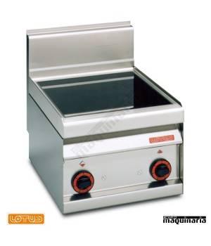 Cocina sobremesa vitrocer mica 2 fuegos fondo 65 mhpcc4et for Cocina 3 fuegos sobremesa