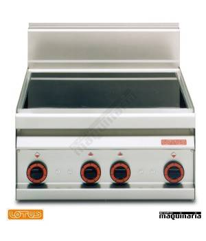 Cocina sobremesa vitrocerámica 4 fuegos fondo 65 MHPCC6ET