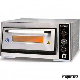 Horno pizza eléctrico 1 pizza de Ø40 cm CLH14040E