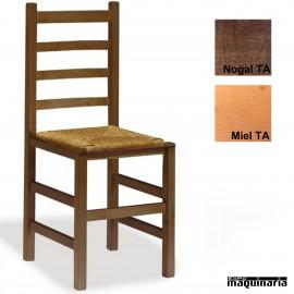 Silla cafeteria madera ECO 1T205 madera TA LIDRON