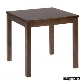 Mesa de bar de madera 4T391