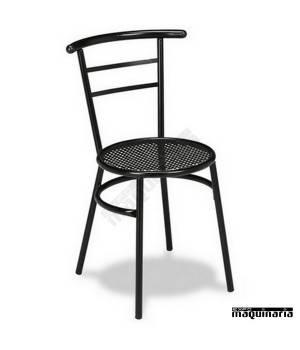 Silla Bar asiento rejilla 1R01REJ apilable