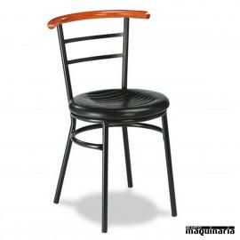 Silla Bar asiento espuma integral 1R02EI interior