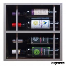 Armario para vino neutro MALVASIA mini 12 botellas