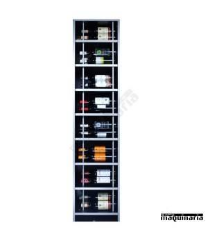 Armario para vino neutro MALVASIA Super 64 botellas