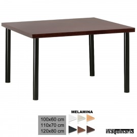 Mesa rectangular hostelería 3R06MERECT apilable