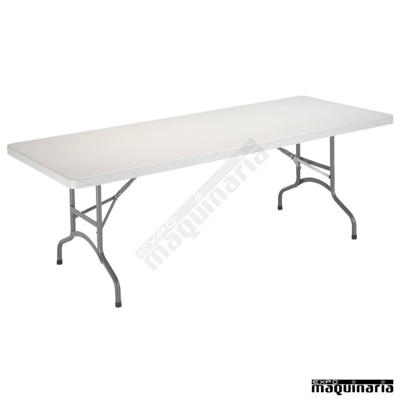 mesa de catering 3r11 200 x 90 cm plegable