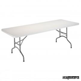 Mesa de catering 3R11 (210 x 86 cm) plegable
