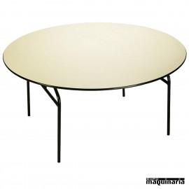 Mesa de catering 3R12 (160 cm) plegable
