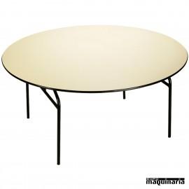 Mesa de catering 3R12 (180 cm) plegable