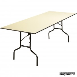 Mesa de catering 3R12 (200 x 80 cm) plegable