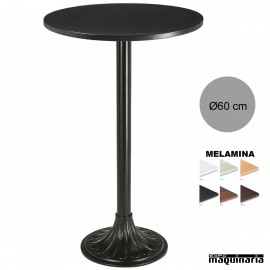 Mesa Alta bar 3R39ME aluminio