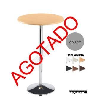 Mesa Alta bar 3R13ME redonda