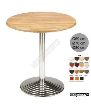 Mesa bar terraza 3R90SMR