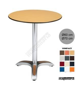 Mesa terraza redonda 4R03COR bar
