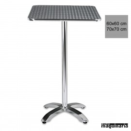 Mesa inox hostelería 3R94IC bar