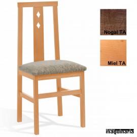 Sillas de madera baratas dado su acabado y plazos de for Sillas madera baratas