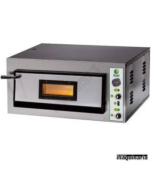 Horno pizza 6- Ø30 6400W ASHOR95