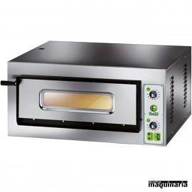 Horno pizza 6- Ø30 7200W ASHOR93