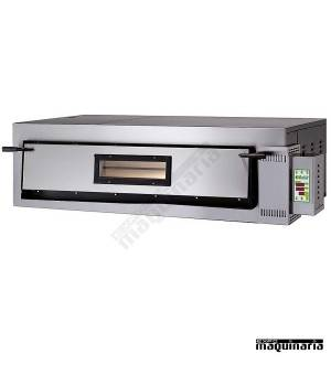 Horno pizza digital 4 - Ø36 6000W ASHOR106